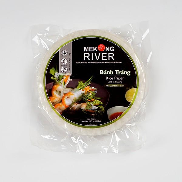 Bánh tráng Mekong River 16cm 300g