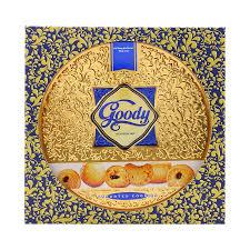 Bánh cookies bơ hỗn hợp Goody 908g