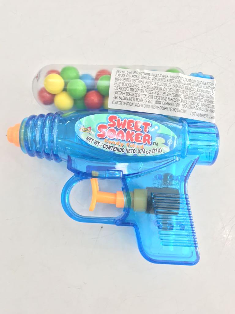 Kẹo súng nước vị trái cây Sheet Soaker Mỹ 21g