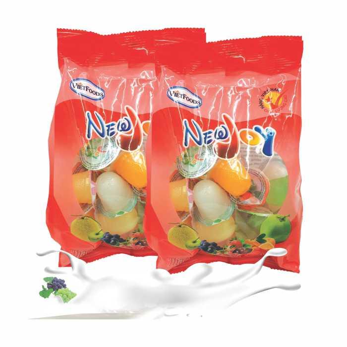 Thạch tổng hợp Newjoy 450g*20 túi