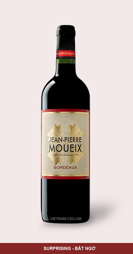 Rượu vang Jean-Pierre Moueix Bordeaux 2015 Pháp 750ml