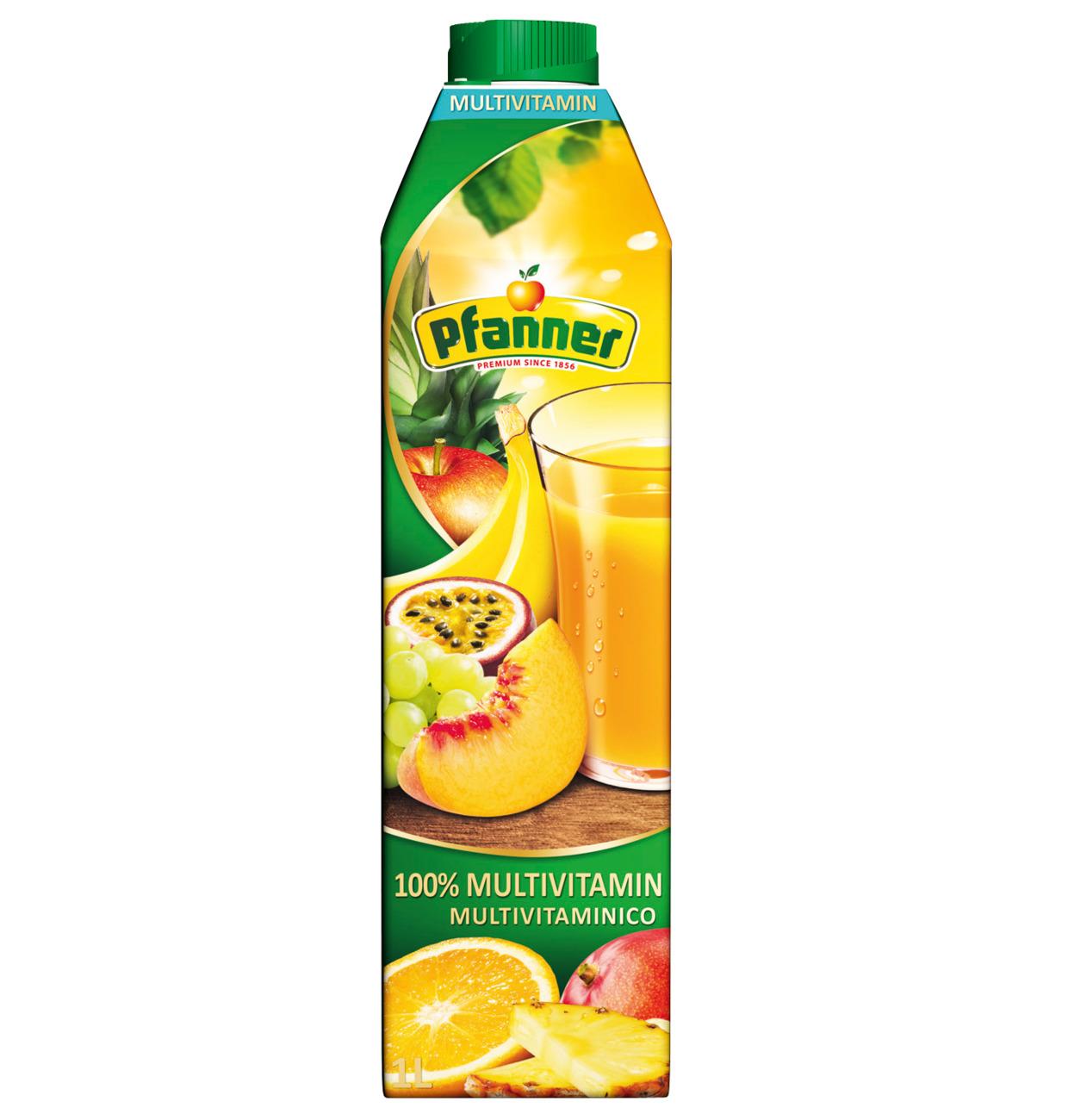 Nước ép trái cây hỗn hợp Pfanner Áo 1L