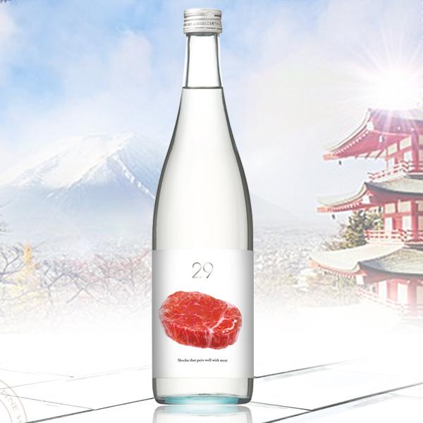 Rượu Tamanohikari junmai gịno shochu 29 720ml