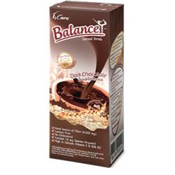 Sữa hạt ngũ cốc socola 4Care Balance Thái Lan 180ml