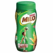 Milo lọ nhựa 400g