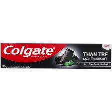 Kem đánh răng Colgate thiên nhiên than tre & bạc hà 180g