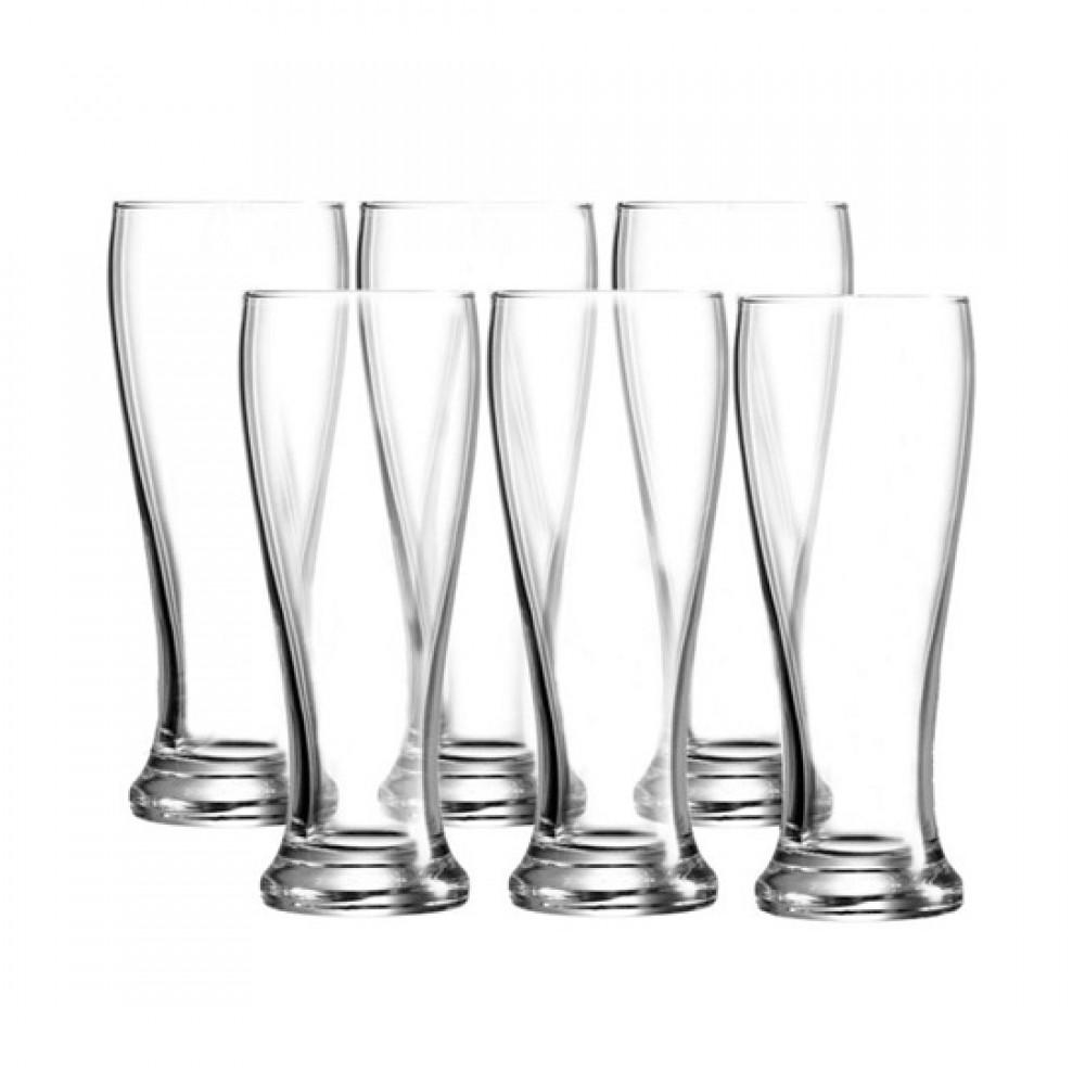 Bộ 6 ly bia thuỷ tinh Luminarc Brasserie 425ml