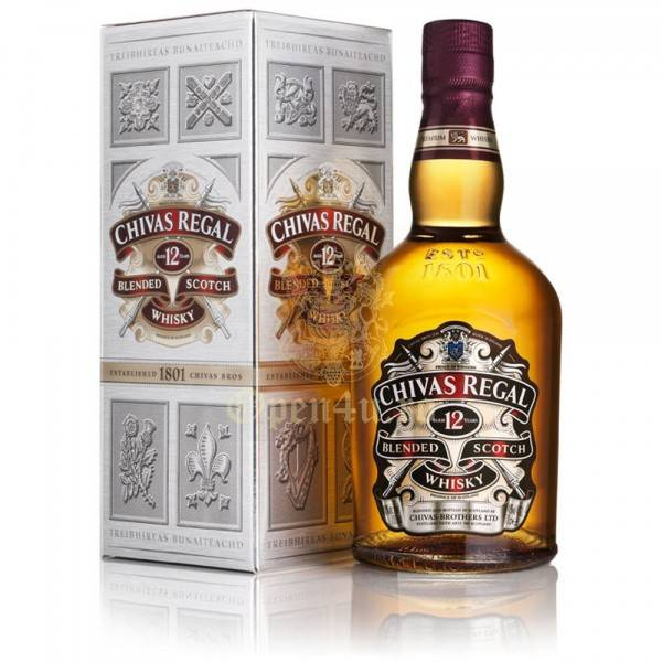 Rượu Chivas Regal 12Yo 750ml