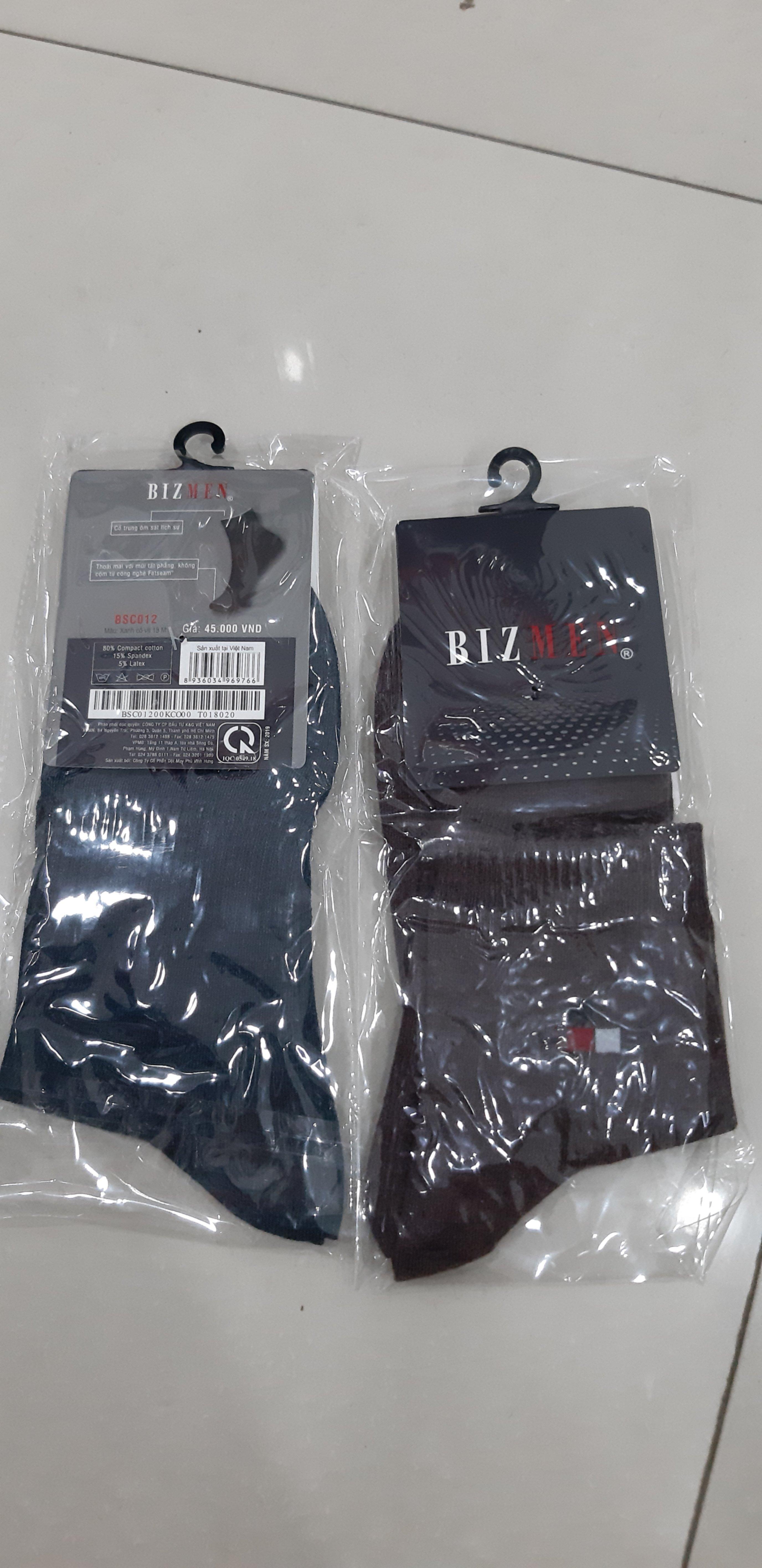Tất nam BizMen BSC 012