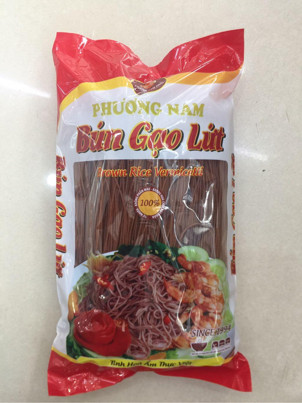 Bún gạo lứt Phương Nam 500g