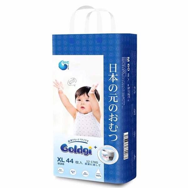 Bỉm quần Goldgi XL44 Nhật Bản