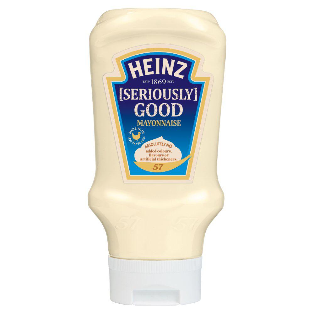 Xốt mayonnaise Heinz Good 395g - 400ml