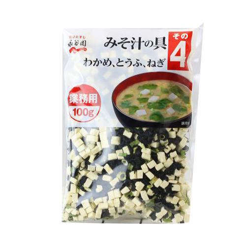 Rong biển đậu hũ khô nấu canh Nhật Bản 100g