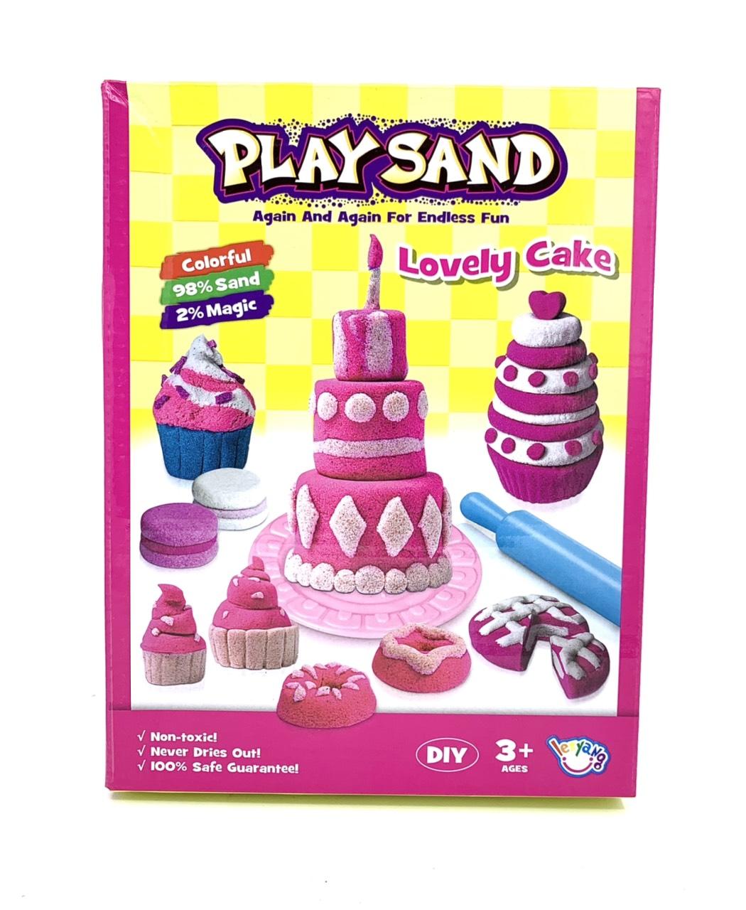 Bộ đồ chơi cát động lực LZY807