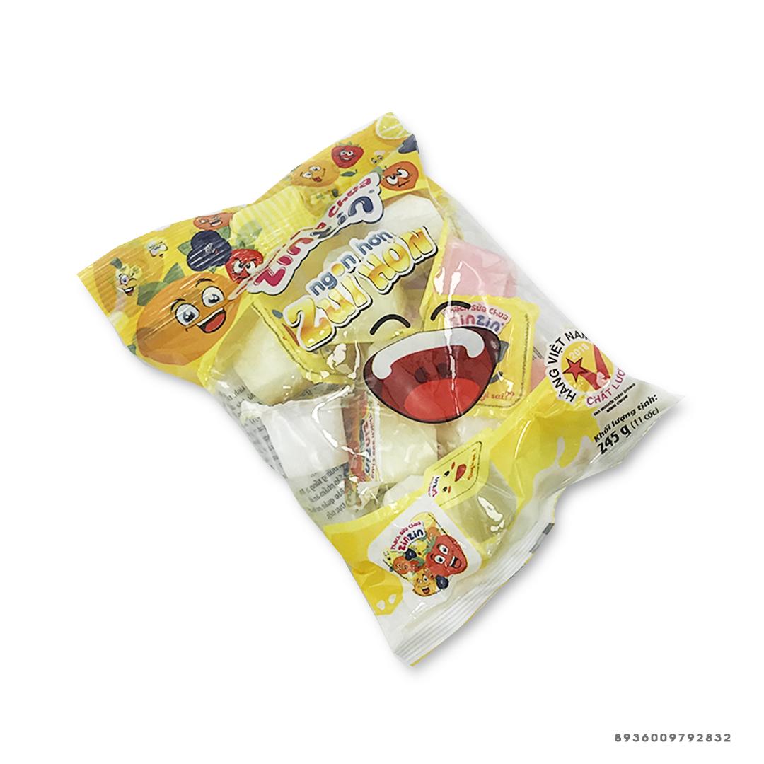 Thạch sữa chua Zinzin 245g