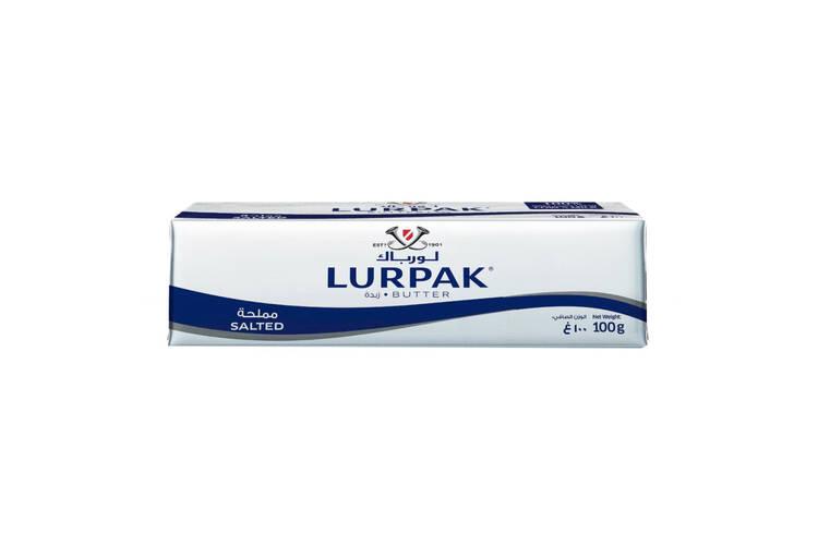Bơ mặn Lurpak Butter Đan Mạch 100g