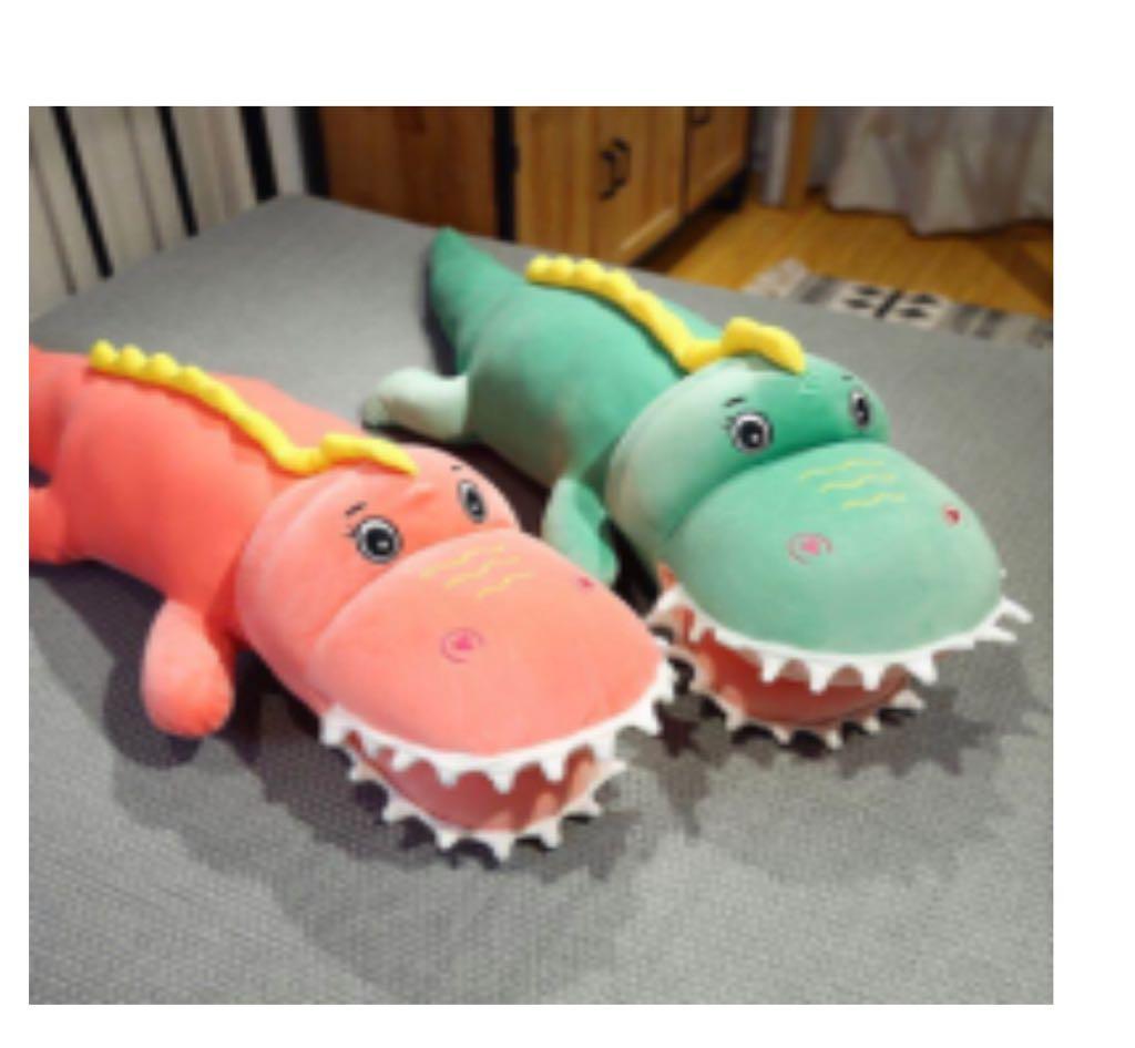 Thú bông Cá sấu nằm CCSU181 70cm