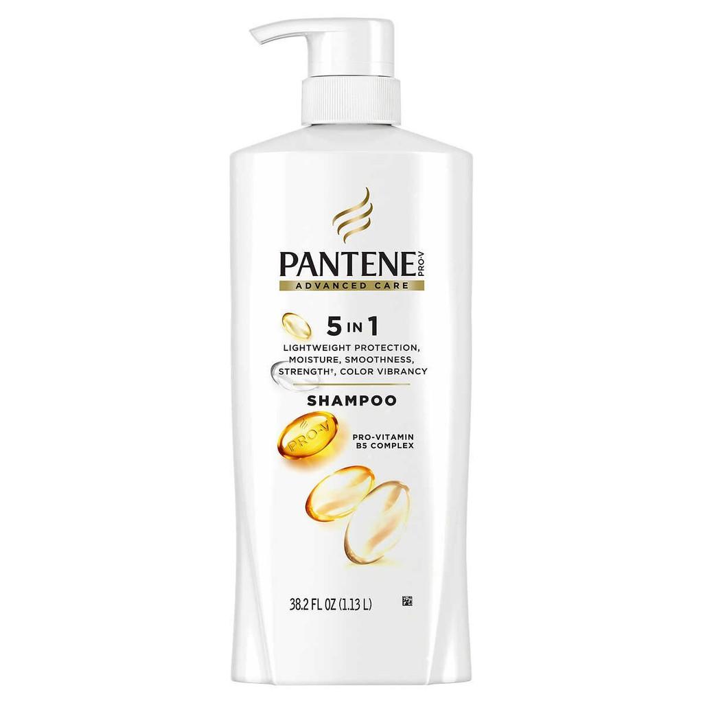 Dầu gội Pantene Pro-V Advanced Care 5in1 1,13L Mỹ