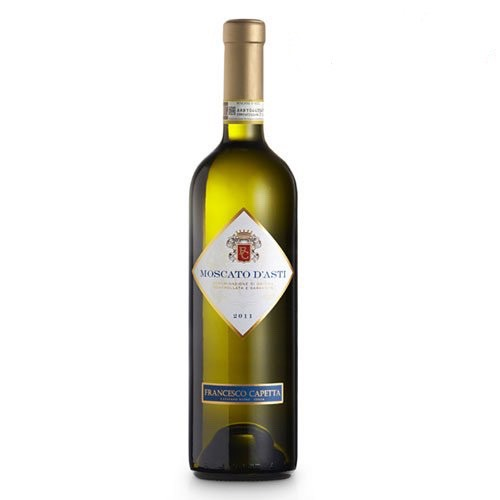 Rượu vang Moscato D'asti Capetta