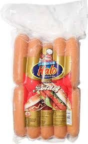 Xúc xích Halo Hotdog 500g