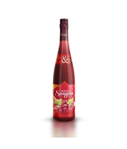 Rượu vang đỏ Đà lạt Sangria 750ml