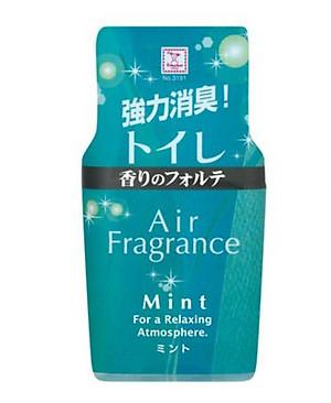 Hộp khử mùi toilet hương bạc hà 200ml Nhật Bản