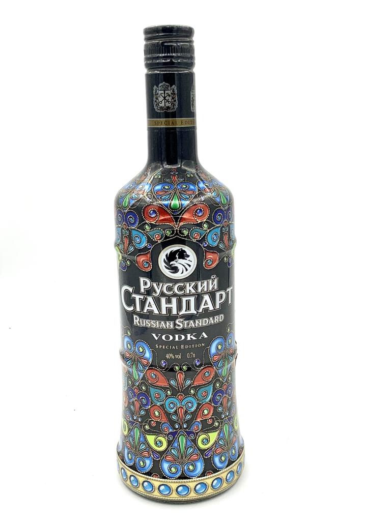 Rượu Vodka Standard Special Nga 40% 700ml