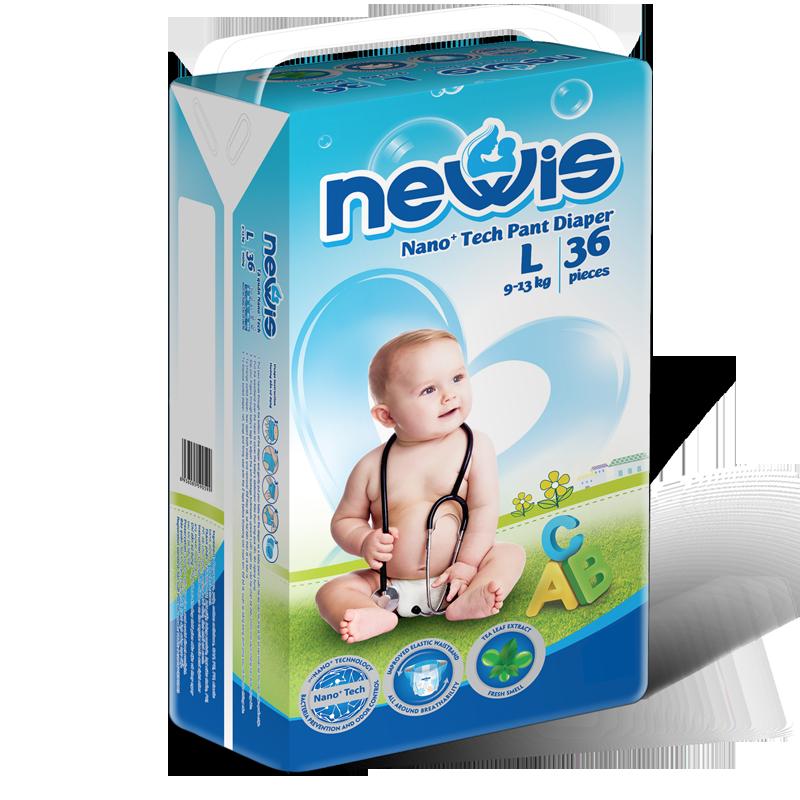 Bỉm dán Newis L36