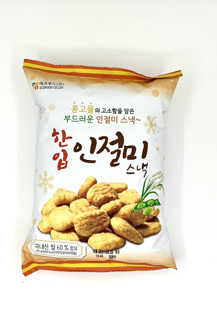 Bánh gạo nếp Hàn Quốc 115g