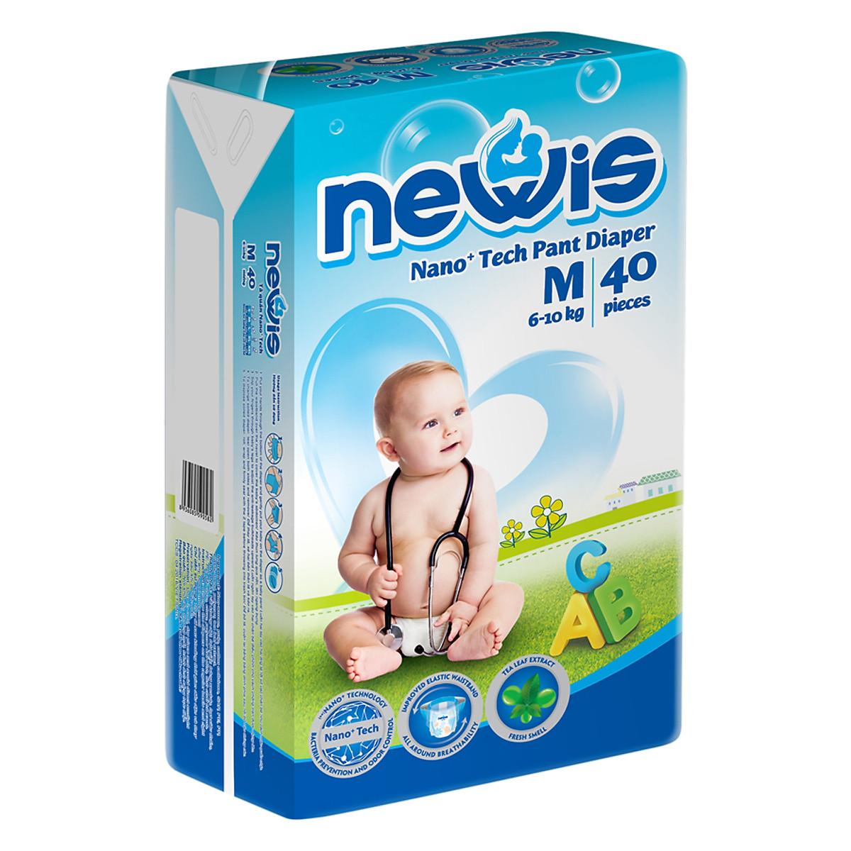 Tã quần Newis M40