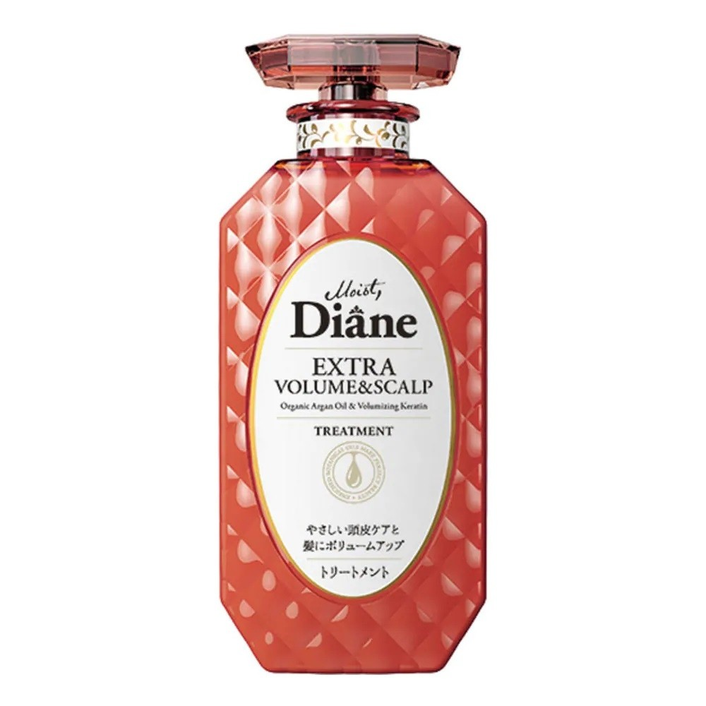 Dầu xả Diane Extra Volume&Scalp ngăn rụng tóc 450ml Nhật Bản