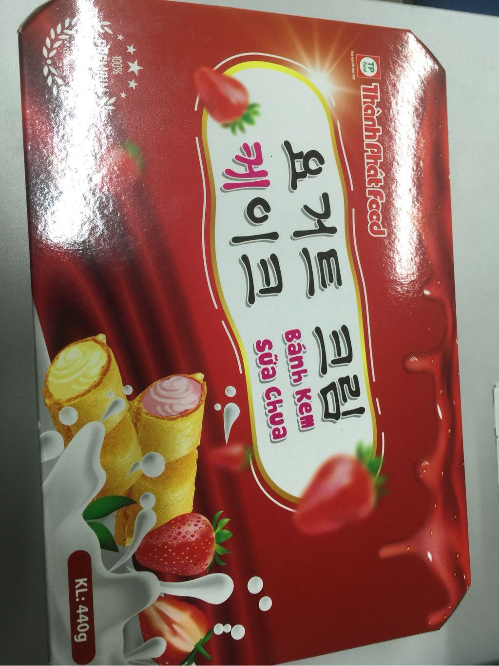 Bánh kem sữa chua Thành Phát 440g