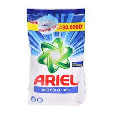 Bột giặt Ariel khử mùi ẩm mốc 2.5kg