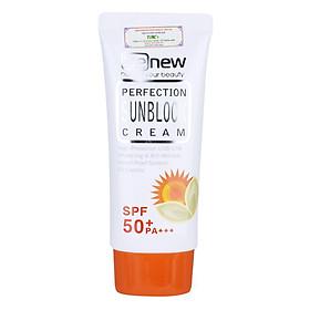 Kem chống nắng dưỡng da Benew 50ml Hàn Quốc