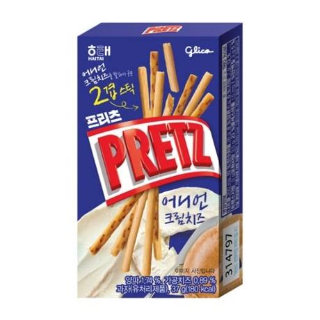 Bánh que Pretz vị hành Hàn Quốc 37g