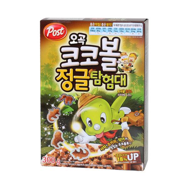 Ngũ cốc ăn sáng con rùa Post Hàn Quốc 300g
