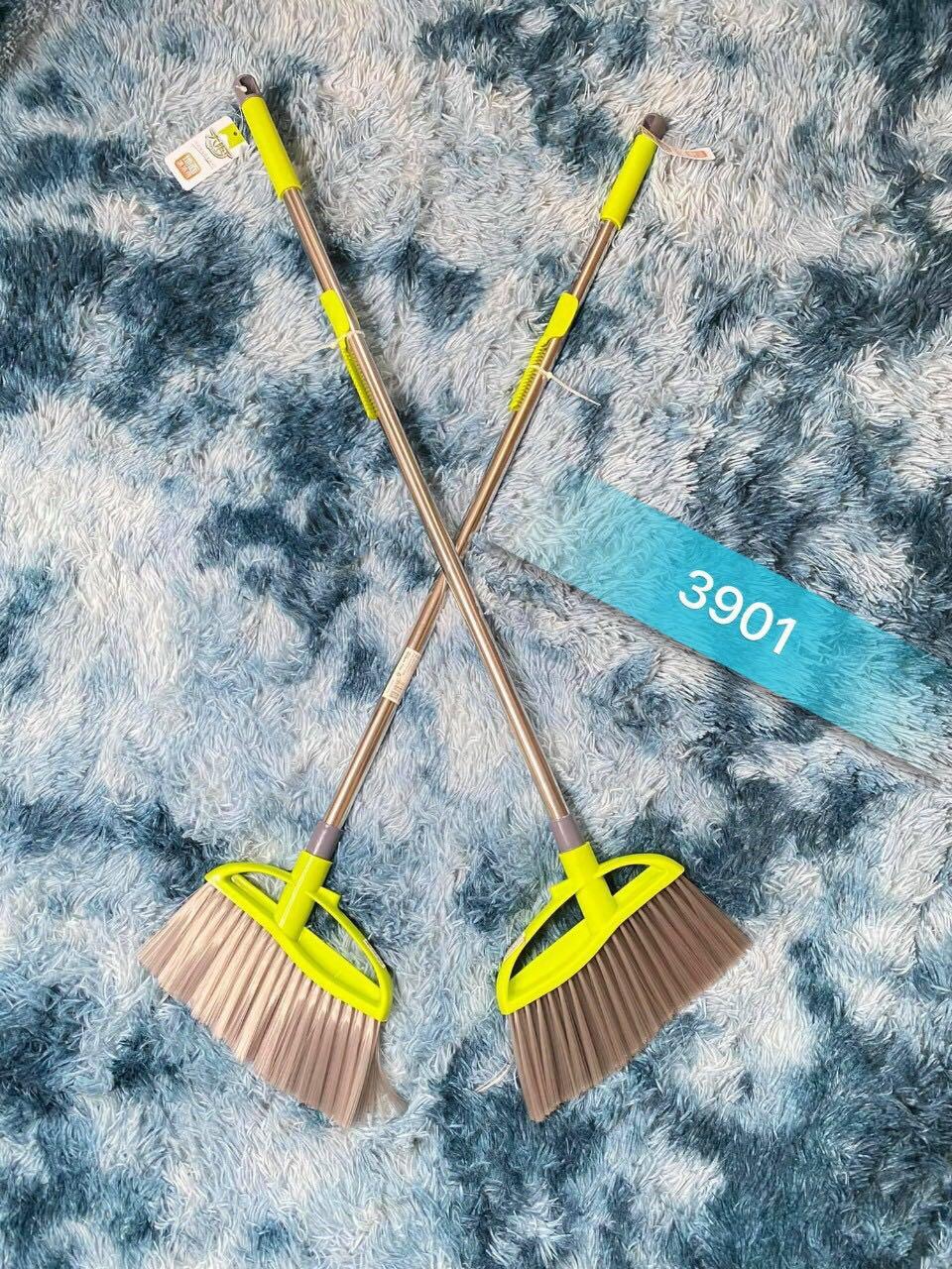 Chổi quét nhựa bé kèm chổi gạt 3901