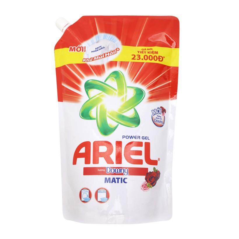 Nước giặt Ariel Downy matic 1,25kg