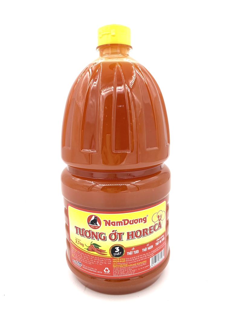 Tương ớt Horeca Nam Dương 2,1kg