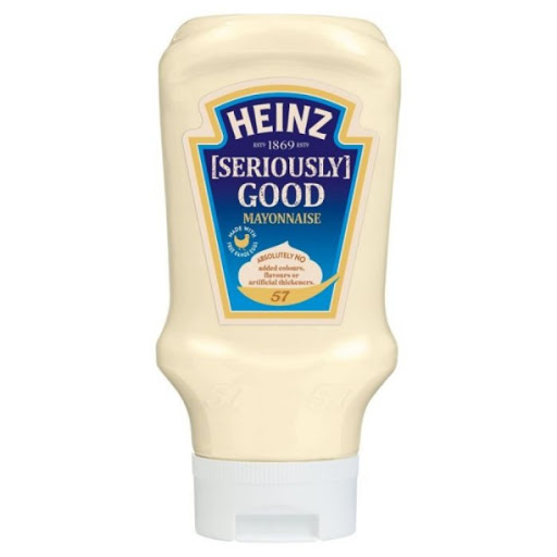 Xốt mayonaise Heinz Seriously Anh 215g