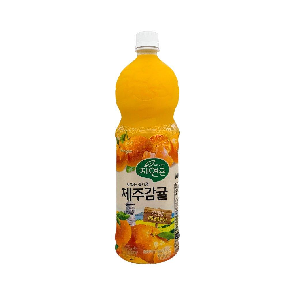 Nước quýt ép Woongjin Hàn Quốc 1,5L