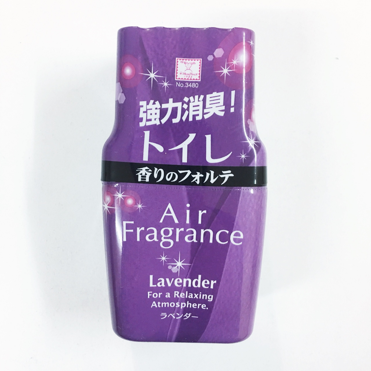 Hộp khử mùi toilet hương Lavender 200ml Nhật Bản
