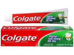 Kem đánh răng ngừa sâu răng 200g 18k