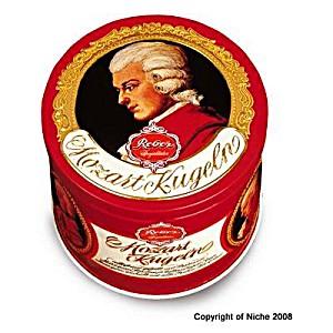 Kẹo socola Reber Mozart Kugeln Đức 300g