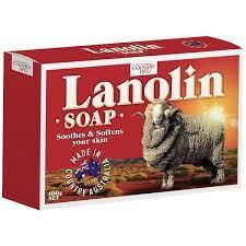 Xà bông Country Life Lanolin chiết xuất từ lông cừu 100g Úc