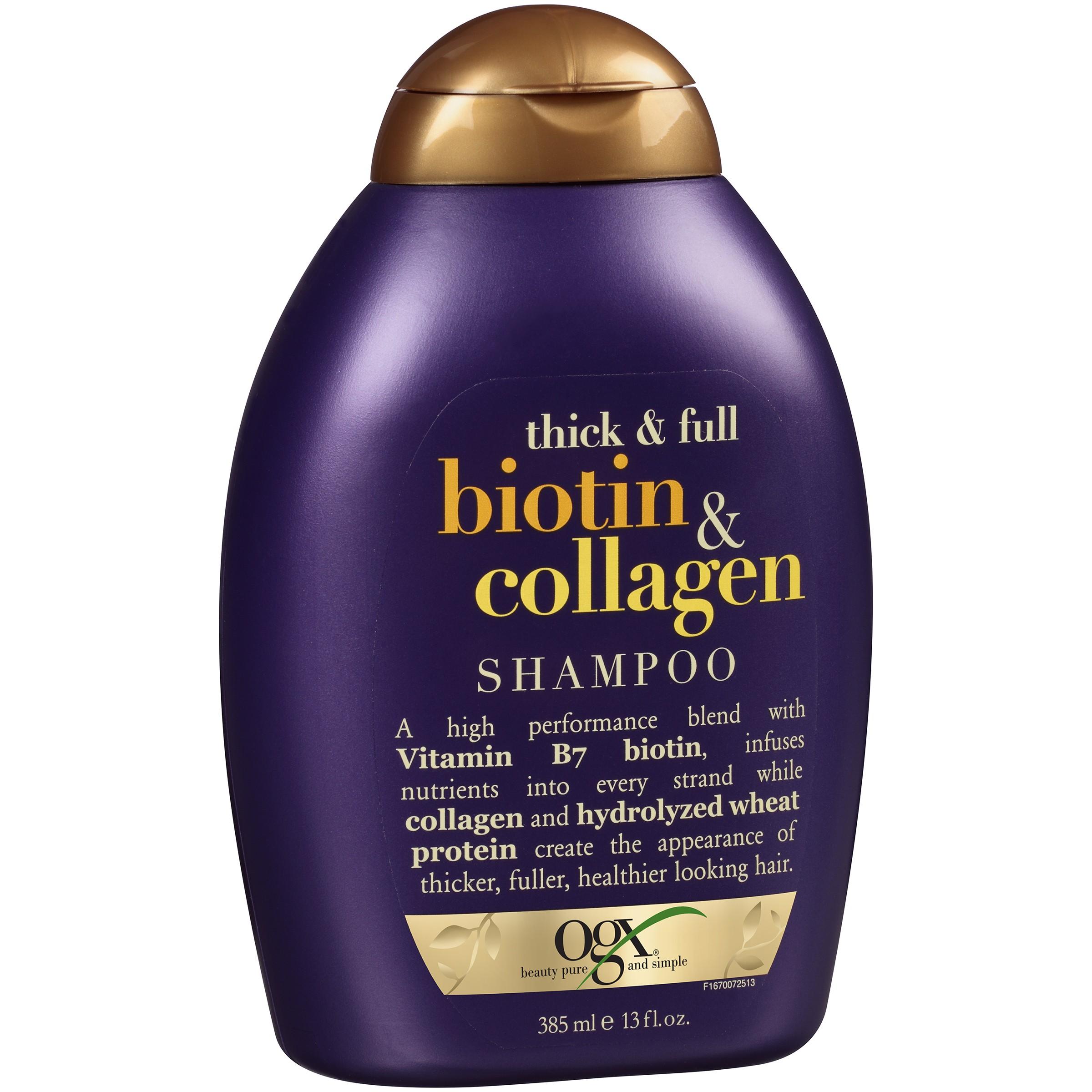 Dầu gội Biotin & Collagen Sampoo 385ml