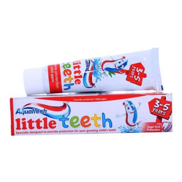 Kem đánh răng Aquafresh trẻ em 3-5 tuổi 50g