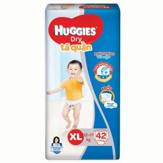 Tã quần Huggies XL42