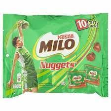 Milo socola Nuggets Nestle (12 gói/1 dây)