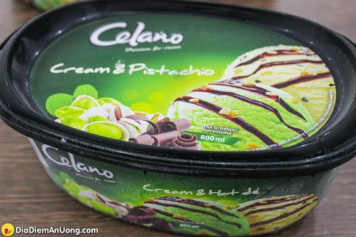 Kem hộp cao cấp 800ml-Cream Pistachio